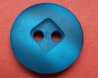10 buttons blue 15mm (1182) button