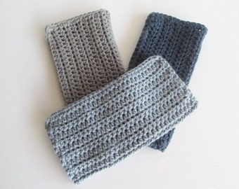 Crochet Dishcloths, Crochet Washcloths, 100% Cotton, Handmade (Set of 3)