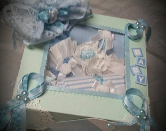 Baby Boy or Girl Gift Box, Baby Shower Gift, Baby Gift, Baby Gift Set
