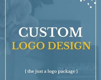 Custom Logo Design (Just a logo package) + FREE Business Cards Until July 17, 2016