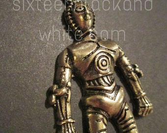 Star Wars C3PO Necklace