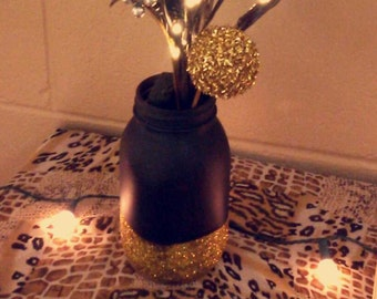 Classic Mason jar vase