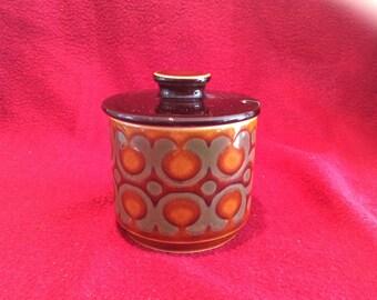 Hornsea Bronte Jam, Honey, Jelly or Sugar Lidded Pot
