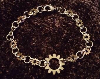 Gear Bracelet