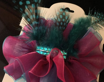 HairBow of Organza