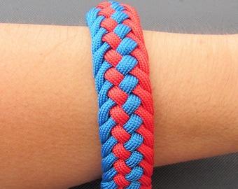 Genoese Zipper Sinnet bracelet