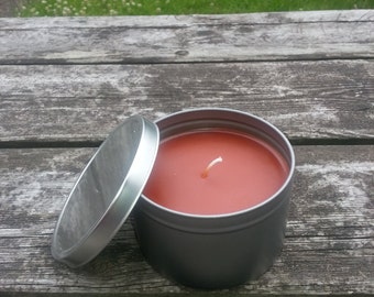 Orange & Cinnamon Soy Candle