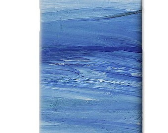 Blue iPhone 4,5,6 (S & Plus) Galaxy S (4,5,6) case