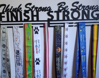 Running Medal Hanger Display for Runners and Athletes. The Perfect Medal Holder for Runners, Triathletes, & Marathon Runners