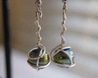 Mystic Orb Earrings