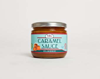 Classic Caramel Sauce - 12oz