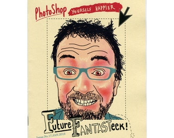 Future Fantasteek! No.17
