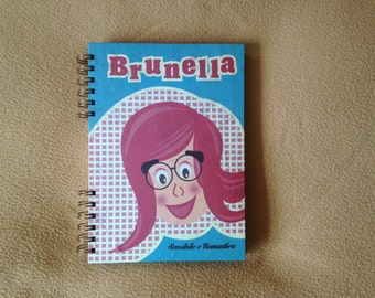 BRUNELLA Vintage Notebook