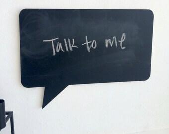 Blackboard - Talk to me