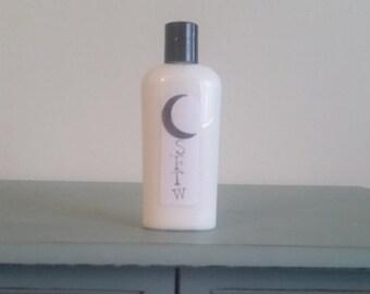 Handmade, all-natural, goat's milk lotion