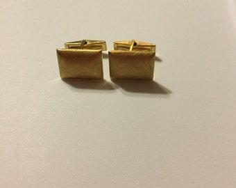 Antique 14k solid gold cufflinks