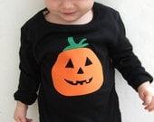Halloween Pumpkin T shirtPumpkin T shirtHalloween CostumeBaby costumeHalloween T shirtHalloween GiftHalloween Outfit