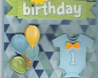 1st Birthday Boys