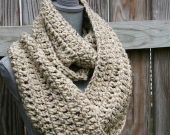 peruvian highland wool infinity scarf