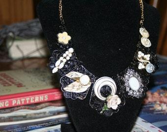 Black Beauty Necklace
