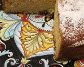 baking tin hand made in Deruta vario pattern