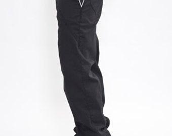 futuristic industrial dieselpunk style SCORN pants by FUTURSTATE