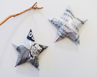 """Joe Paterno Duquesne Lager """"409 Paterno Legacy"""", Recycled Aluminum Can Stars Limited Edition"""