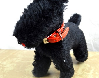 Vintage Mohair Steiff? Collectible Terrier Poodle Dog Stuffed Toy