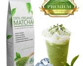 Organic Deluxe Matcha Green Tea Powder , FREE 1-3 Day Shipping