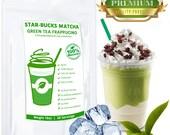 STARBUCKS Tazo Green Tea Matcha Latte Mix comparable - Free USA Shipping - Japanese Matcha