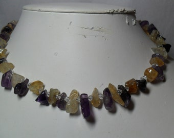 Long in the Tooth, Amethyst and Citrine - A Love Story (06/26/2016)