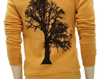 Oak Tree | Full Zip Fleece Hoodie