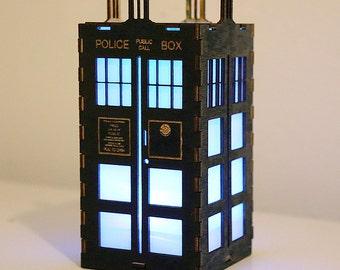 Small TARDIS Lantern