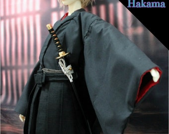 kimono&Hakama,SD 17 (70cm) 1/3 27.5inch