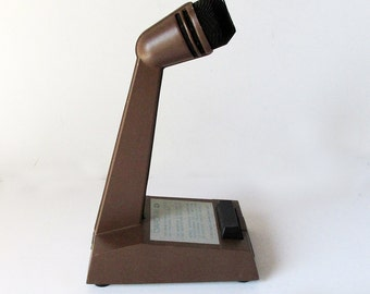 Vintage Darome Desk Microphone - Conferencing or Public Address Mic