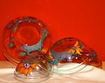 serving bowls/ set of 5