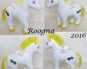Custom My Little Pony Bulk Biceps Friendship is Magic FiM pegasus