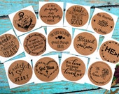 Christian Stickers, Envelope Seals, Bible Journaling, Christian Labels