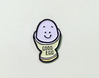 Good Egg Easter Enamel / Lapel Pin