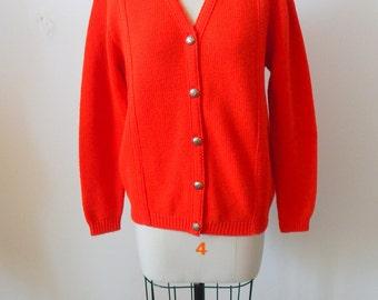 Boyfriend Wool Cardigan Mr. Rogers Sweater
