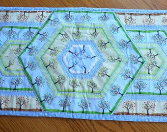 Quilted Table Runner - Seasons