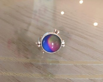 Spectrum Dome Mood Ring