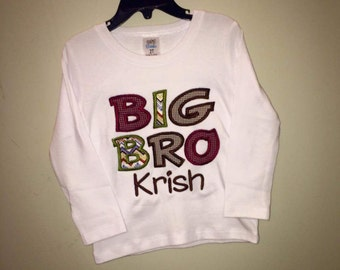 Big/Little Brother and Sister Shirts/Onesies