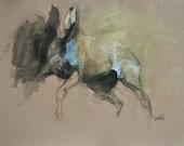 Horse attitude, Animal, M...
