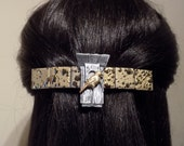Hair Clip/ Large Barrettes for Thick Hair