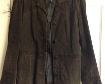 Wilson Leather Brown Women's Maxima Jacket