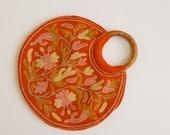 vintage embroidered purse India