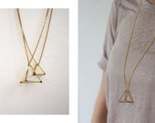 Necklace // PYRAMID //