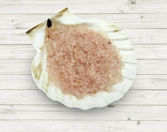 Cherry Almond Dead Sea Bath Salts, Bath Salts, Spa Salts, Cherry, Almond