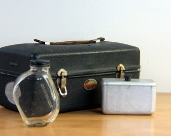 Plug In Electrolunch Electric Lunch Box - Great Vintage for Clever Storage, Displays